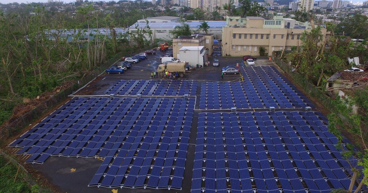 Puerto Rico Is Starting To Take Solar Power More Seriously