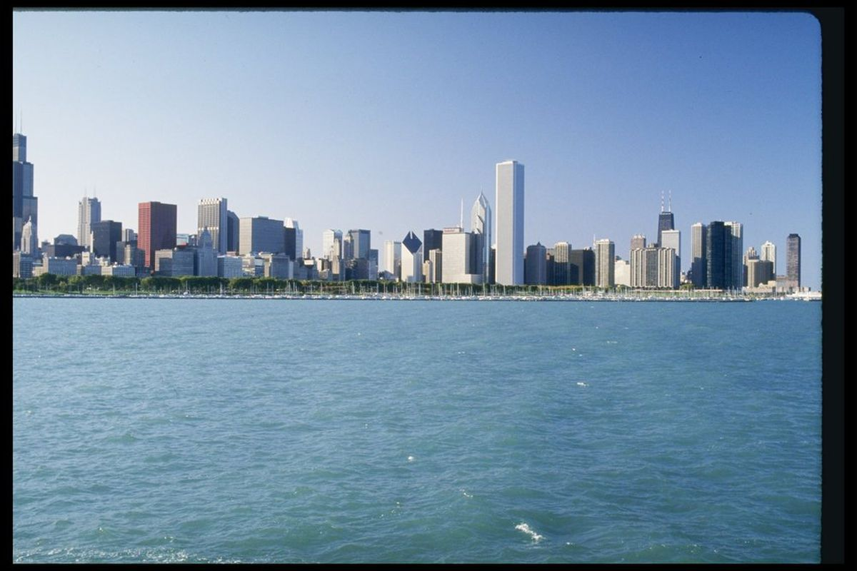 The skyline of the greatest city in the world -- Chicago. (PHOTO: Jonathan Daniel/Getty Images)