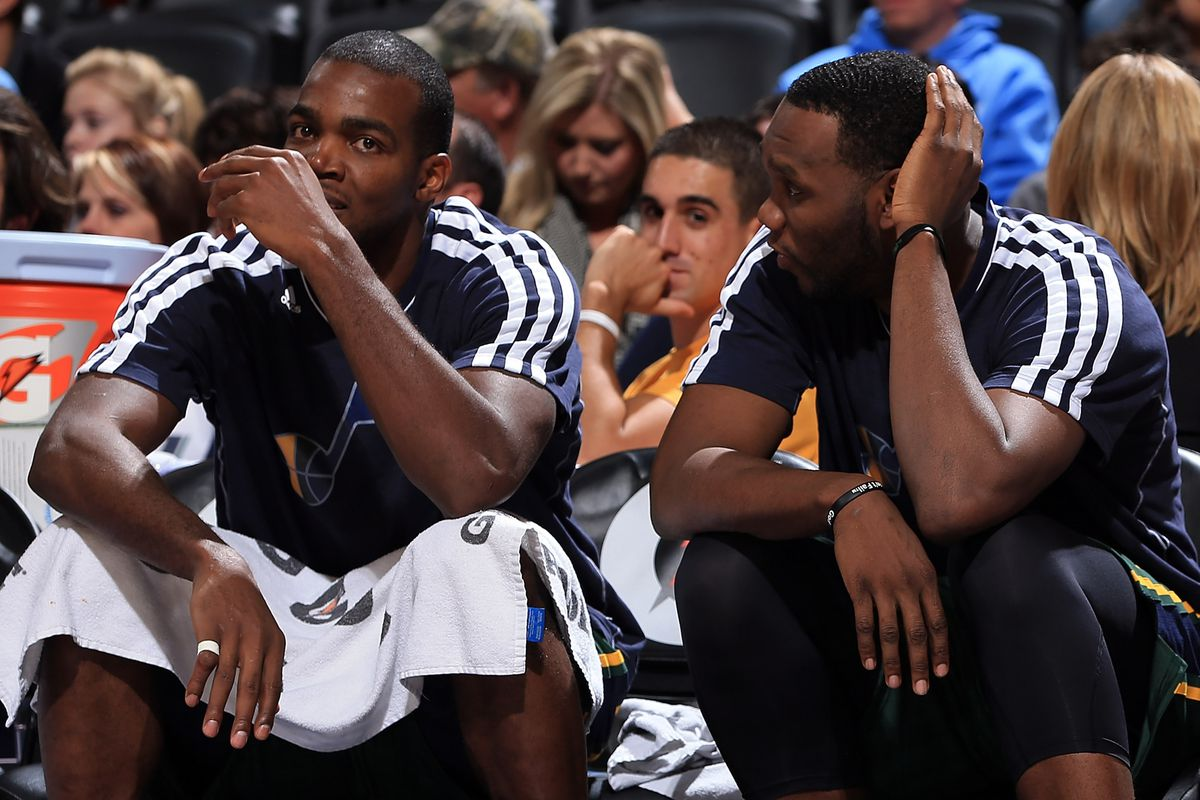 Clock is ticking on the future of the Jazz's best two players.