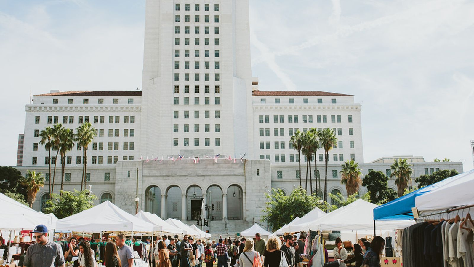 Massive indie marketplace renegade craft fair returns to for Craft fairs los angeles
