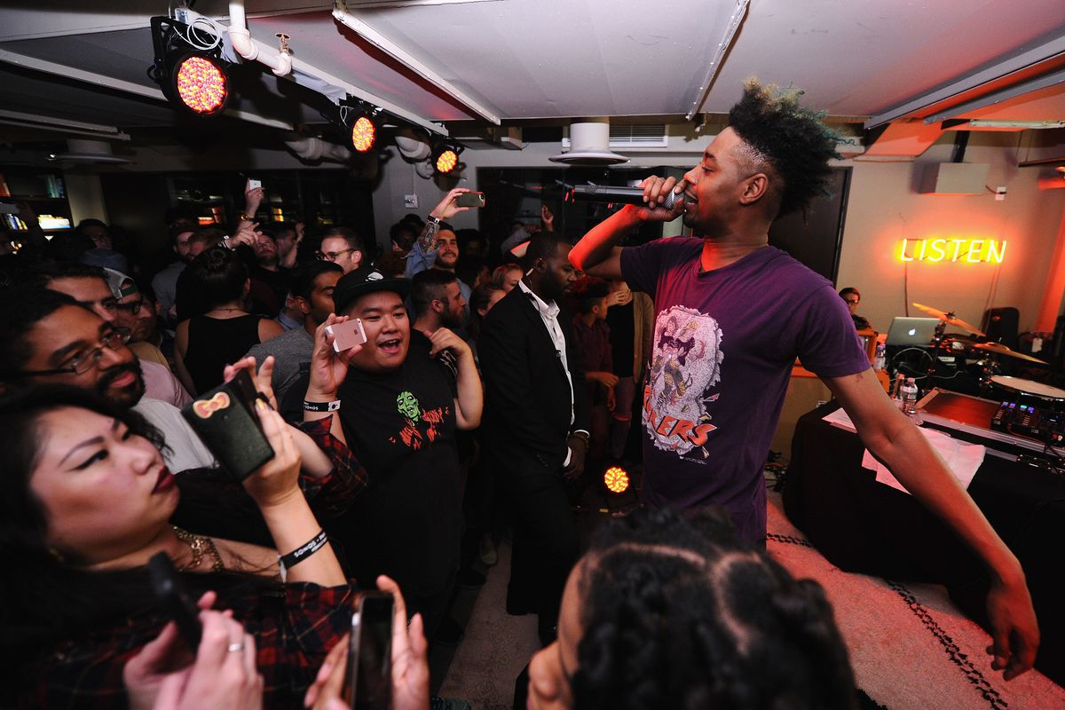 An Evening With Danny Brown Presented By Sonos And Pandora
