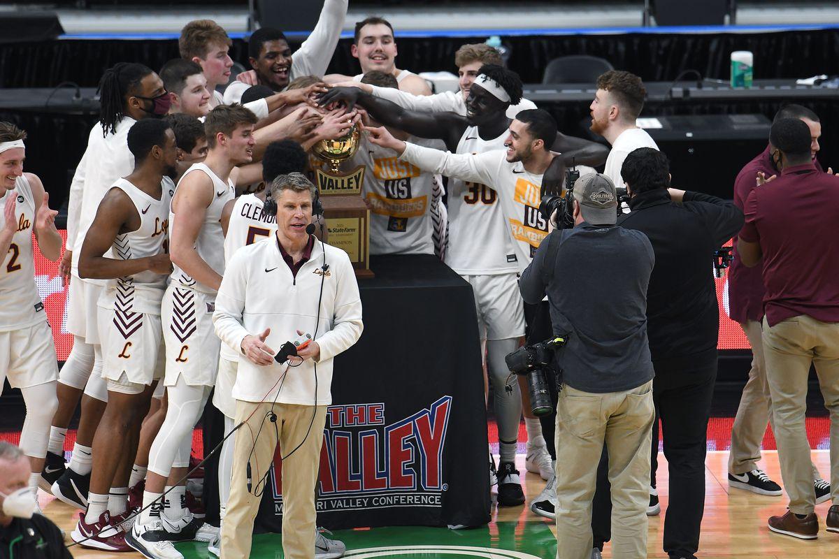 COLLEGE BASKETBALL: MAR 07 Missouri Valley Conference Tournament - Drake v Loyola