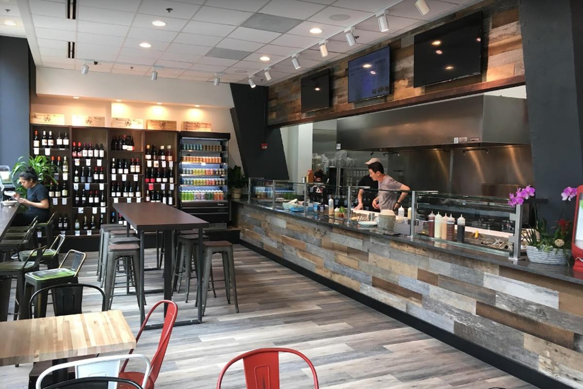 The Main Counter At New Atrium Cafe In Arlington Virginia Google Maps Official Photo