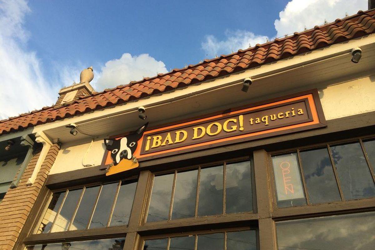 The original Bad Dog Taqueria.