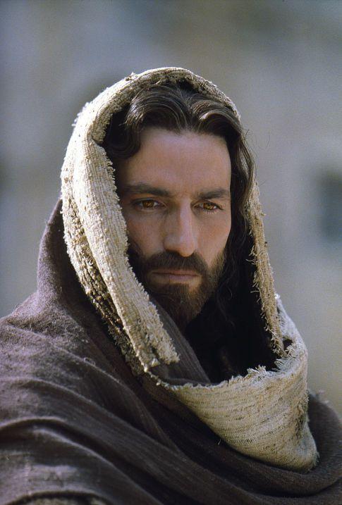 Jim Caviezel as Jesus.