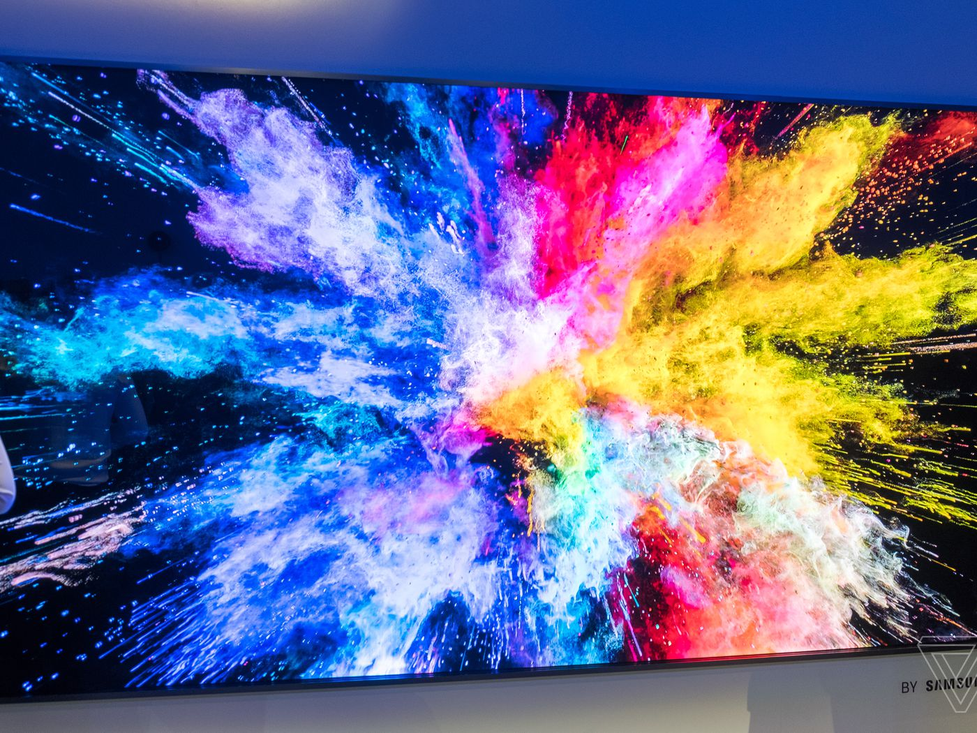 Samsung Just Unveiled A 146 Inch Modular Tv That Could Surpass