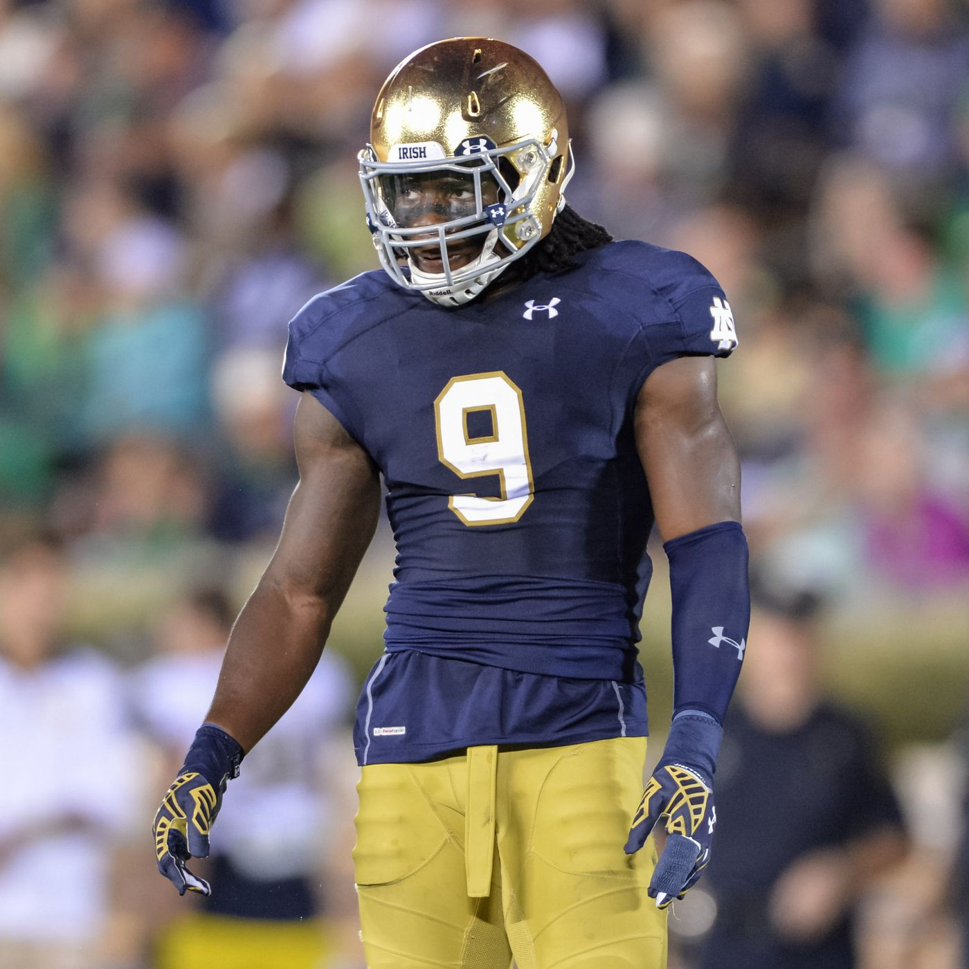 It appears Jaylon Smith would like to wear number 9 if NFL allows ...
