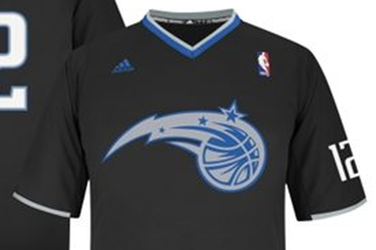 NBA Christmas jerseys 2013: Orlando Magic version now offered online ...