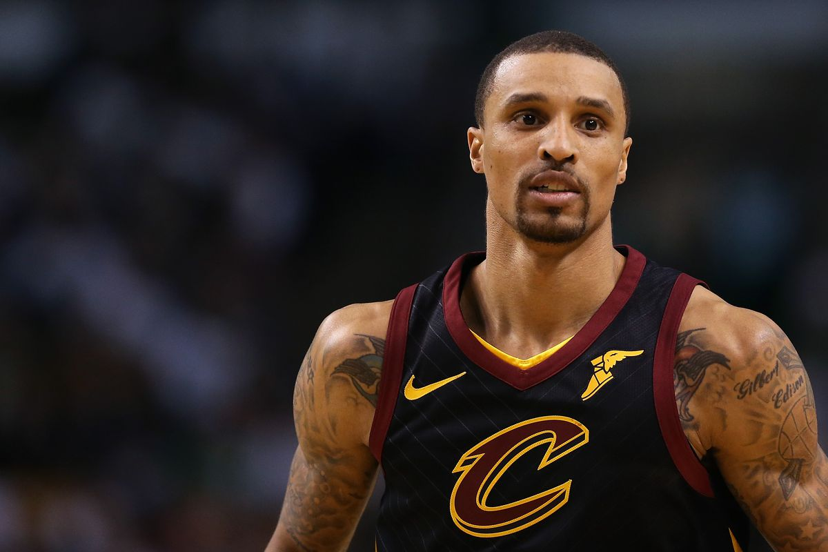 George Hill (left ankle sprain), will miss Sunday vs
