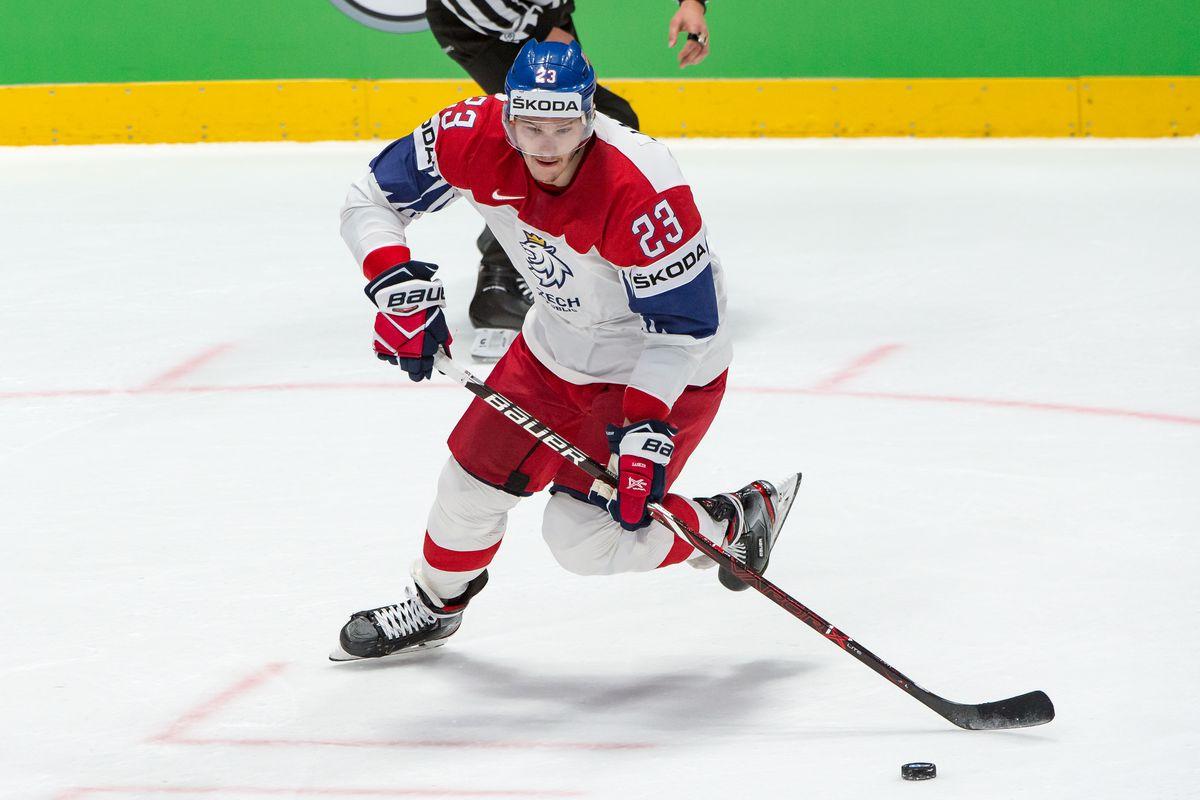 Austria v Czech Republic: Group B - 2019 IIHF Ice Hockey World Championship Slovakia