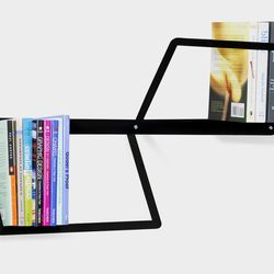 Duo Bookshelf by Ana Linares, $160