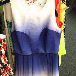 Milly dress, $65