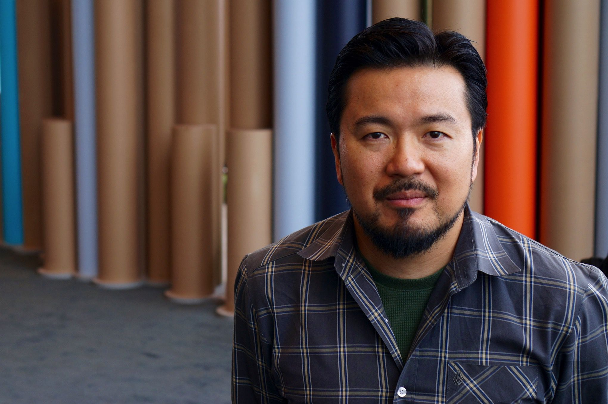 Justin Lin Google IO