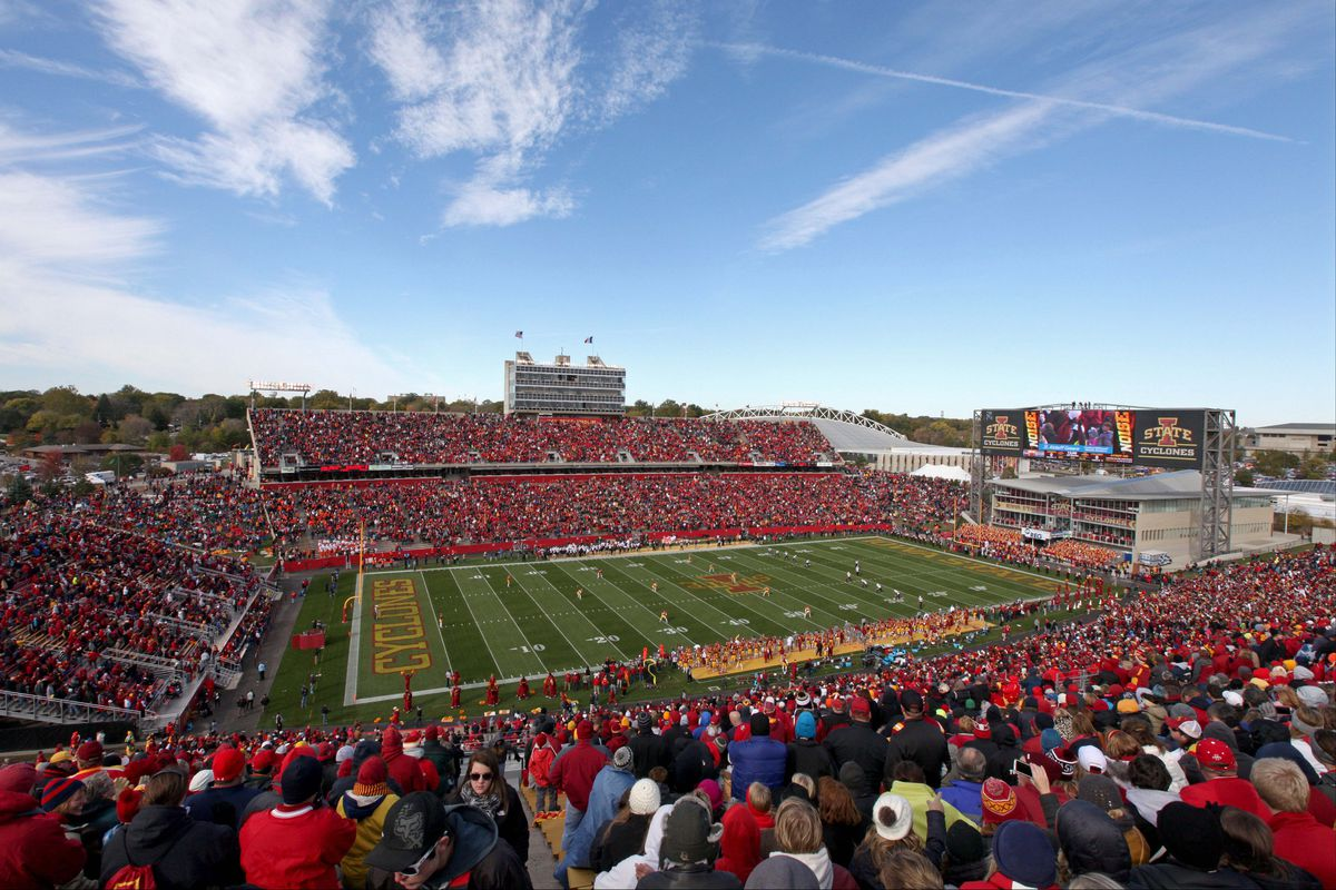 Jack Trice Stadium sells out, but how much money does the University see from ticket sales?
