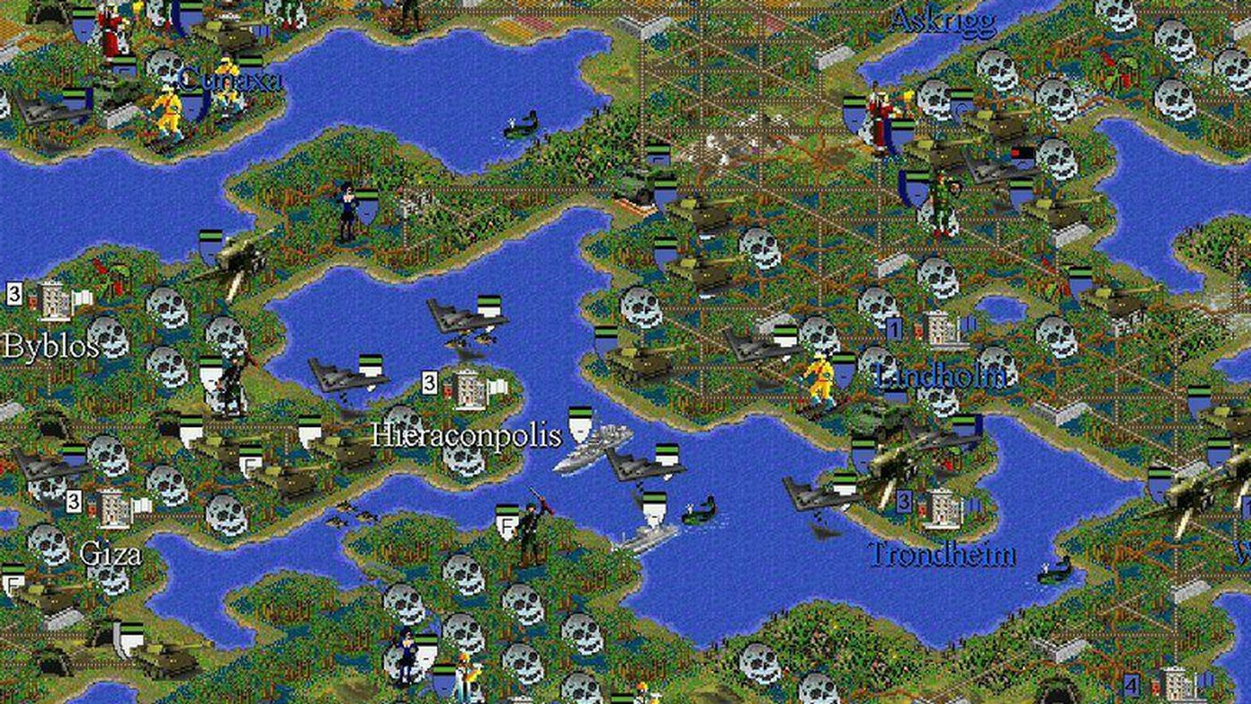 Reddit User Still Playing Game Of Civilization Ii After 11 Years Inspires Fan Fiction And New Rpg The Verge