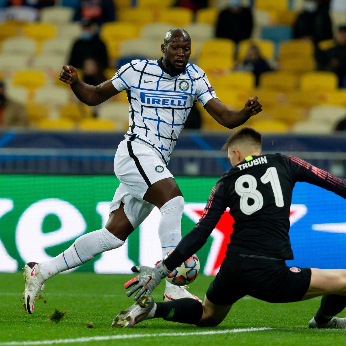 Shakhtar Donetsk v FC Internazionale: Group B - UEFA Champions League