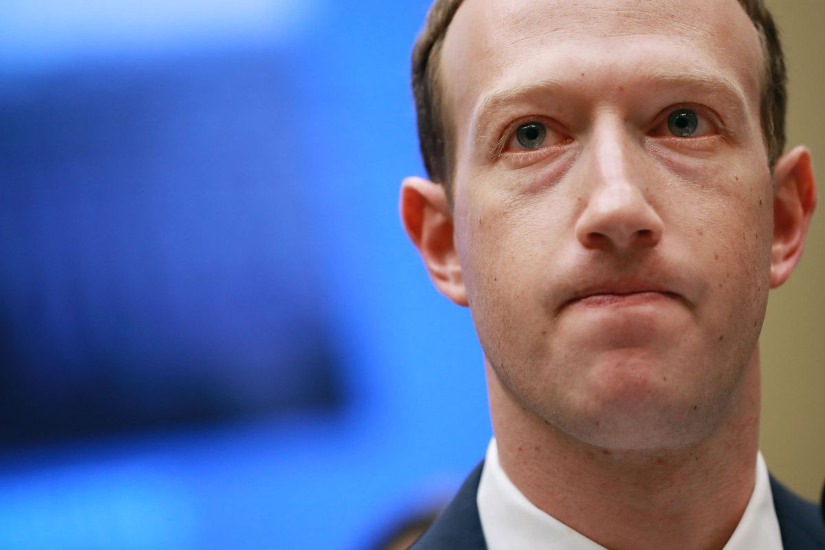 Mark Zuckerberg says Facebook may pay publishers to put their stuff in a dedicated news section