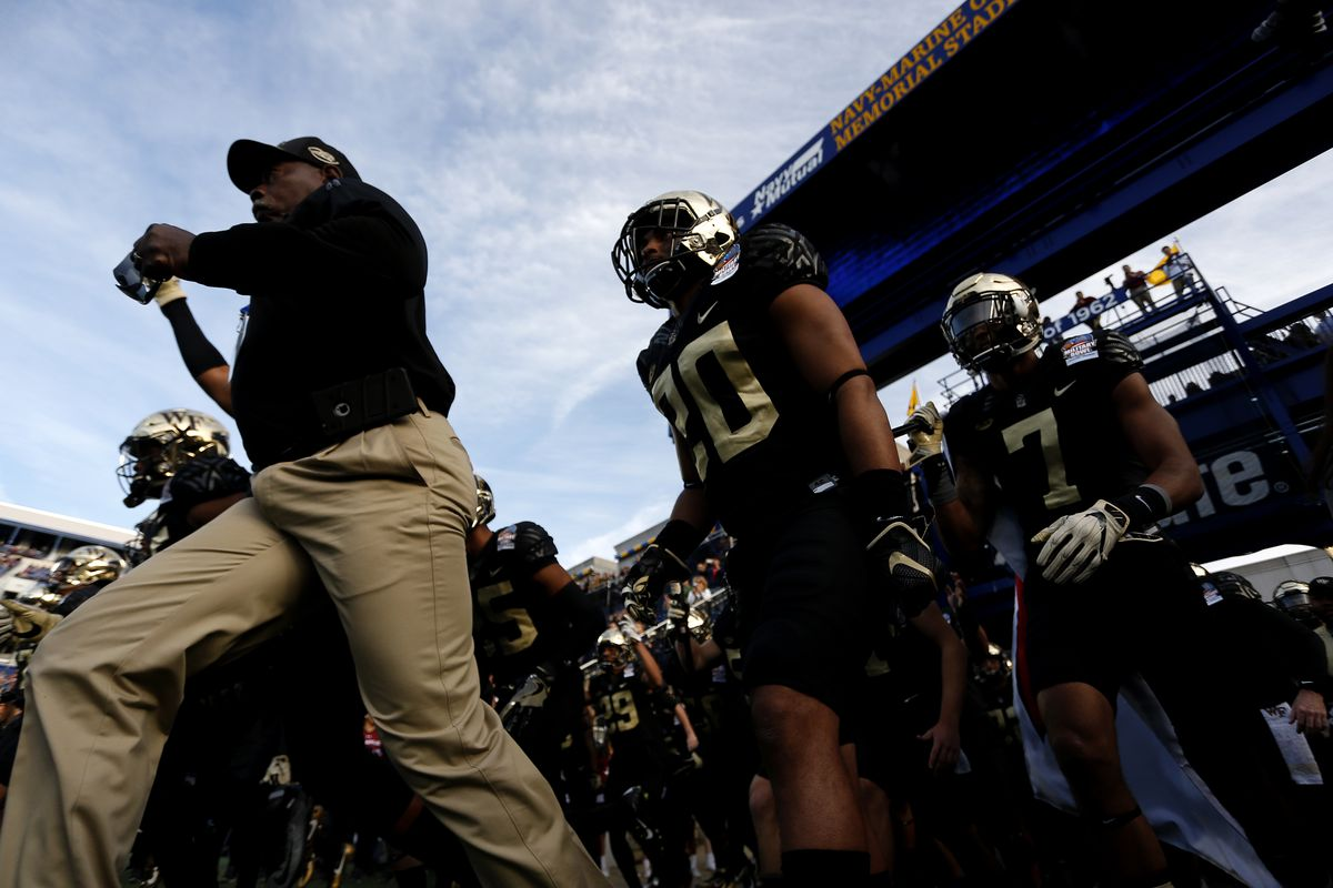 Military Bowl - Temple v Wake Forest