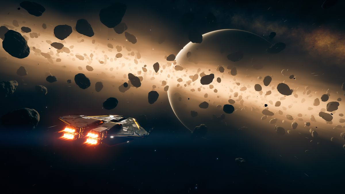 Elite's Distant Worlds 2 expedition: How do you keep 8,000