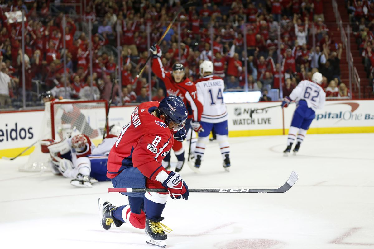 895f61dc668 Alex Ovechkin has had two hat tricks in just 13 minutes of ice time ...