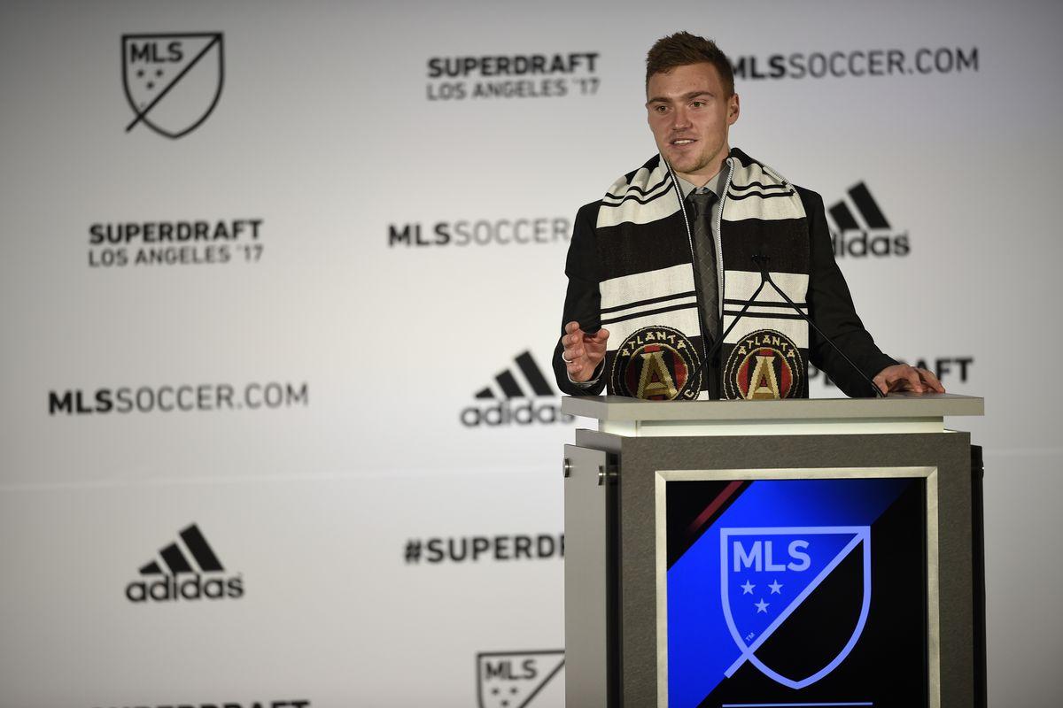 MLS: MLS SuperDraft