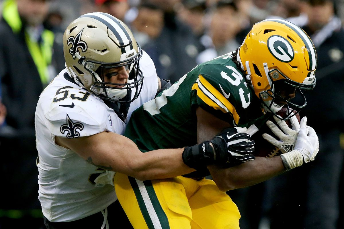 New Orleans Saints vGreen Bay Packers