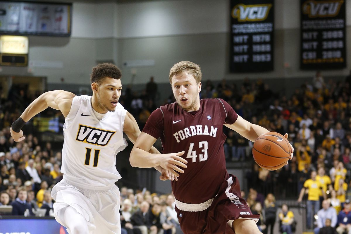 NCAA Basketball: Fordham at VCU