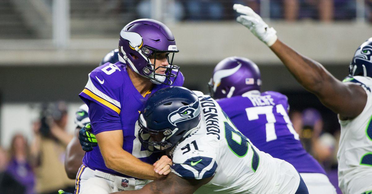 2018 NFL Week 14: Minnesota Vikings at Seattle Seahawks
