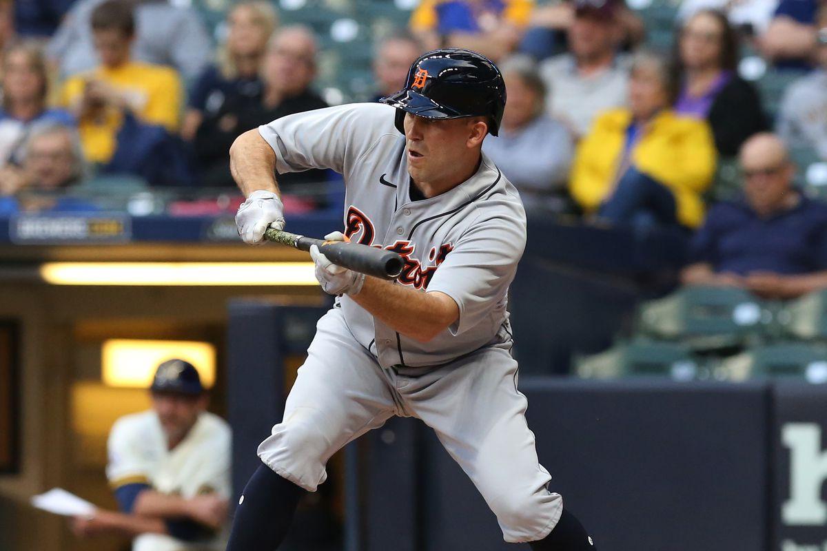 MLB: JUN 01 Tigers at Brewers