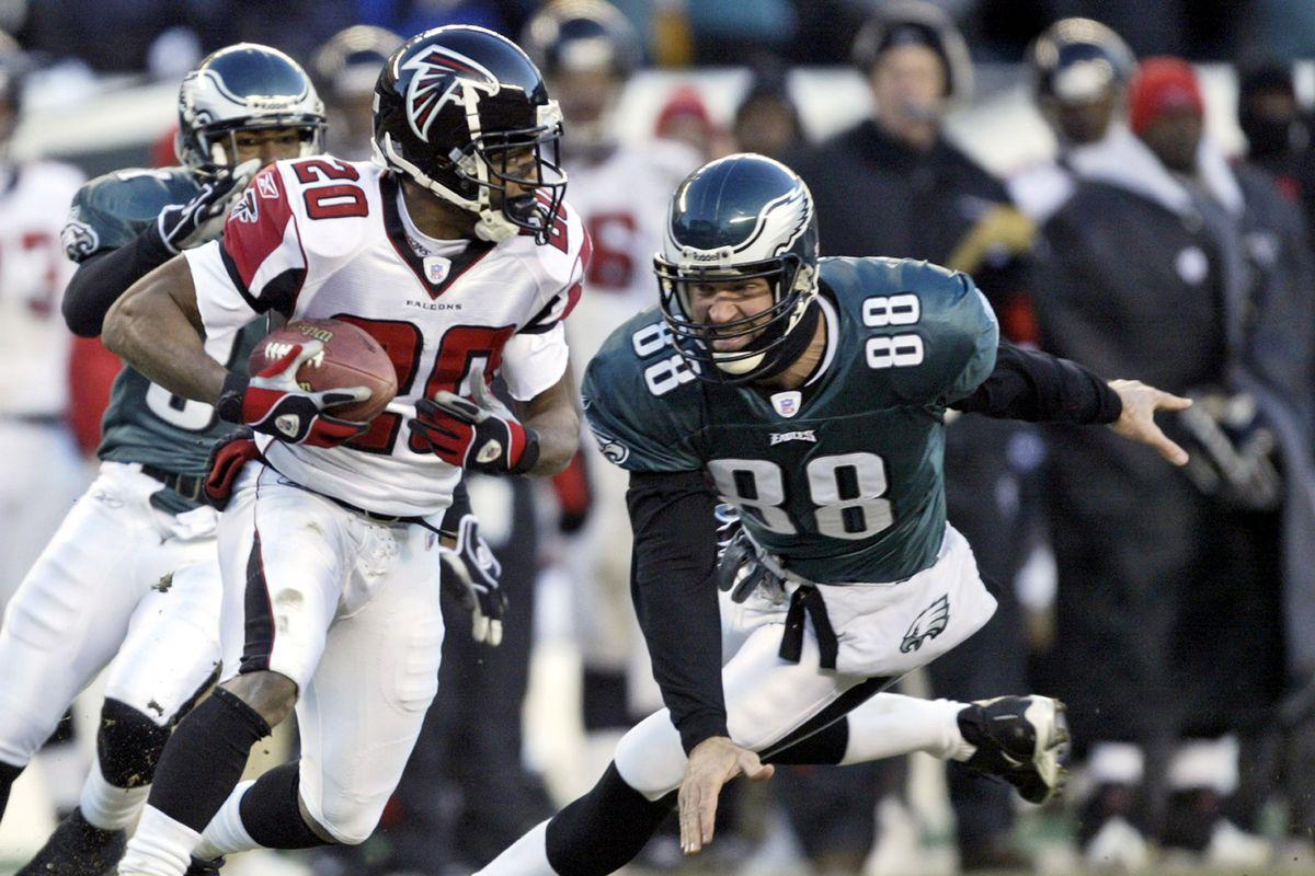 2004 NFC Championship Game - Atlanta Falcons vs Philadelphia Eagles - January 23, 2005