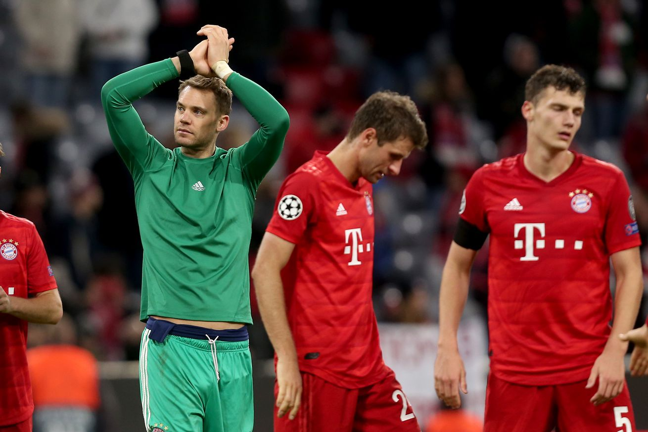 Two observations from Bayern Munich?s 2-0 win against a tenacious Olympiacos