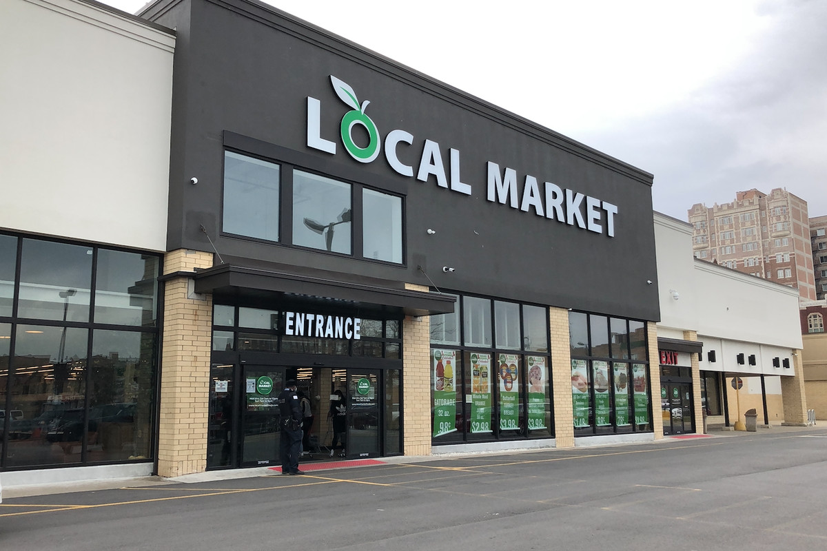 Local Market Foods, 2101 E. 71st St. in South Shore.