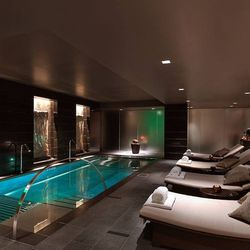 <b>ESPA at the Joule:</b> The first branded ESPA spa in Texas, the extensive spa is set over two floors. The subterranean level of the spa lends itself to geothermal European heat experiences that will take guests through a healing journey of temperature
