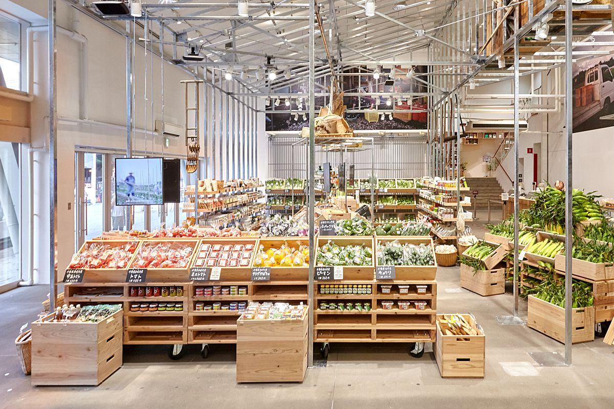 Home Design Stores Boston Muji S New Tokyo Store Sells Tiny Houses Groceries Curbed