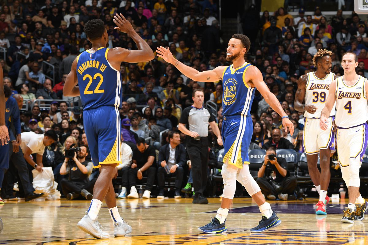 How the Warriors have performed statistically in the preseason