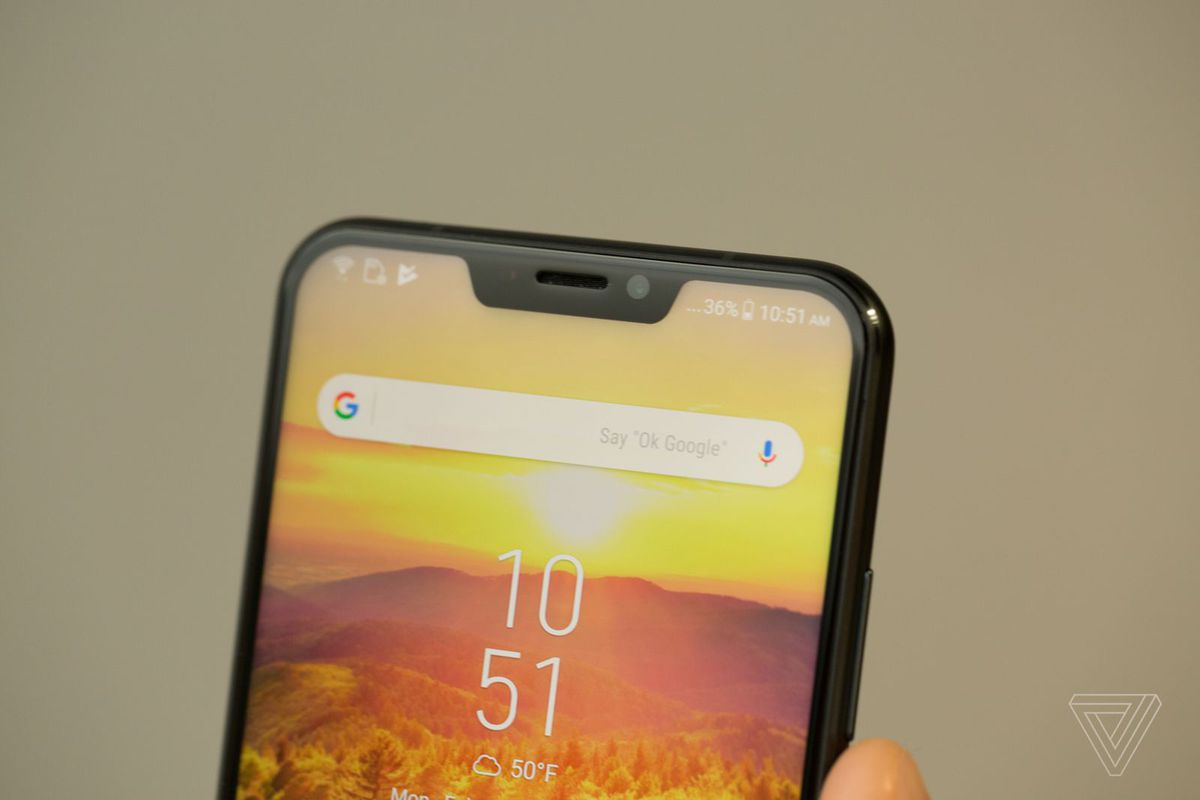 Google Bans Android Phones From Having Three Or More Notches The Verge Circuit Breaker Based On Youtube Photo By Vjeran Pavic