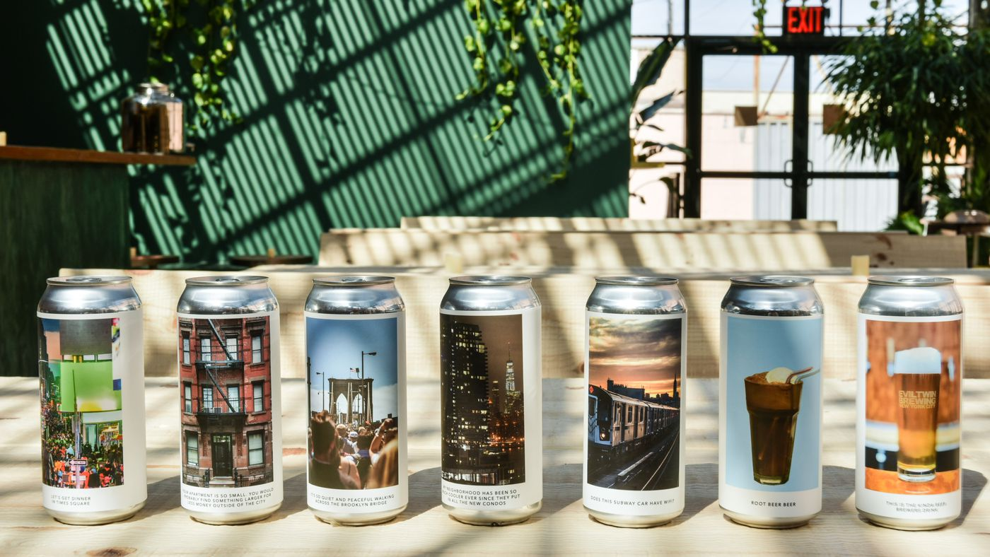 Nyc Craft Beer Delivery And Coronavirus Top Breweries Offer Cases And Growlers Eater Ny