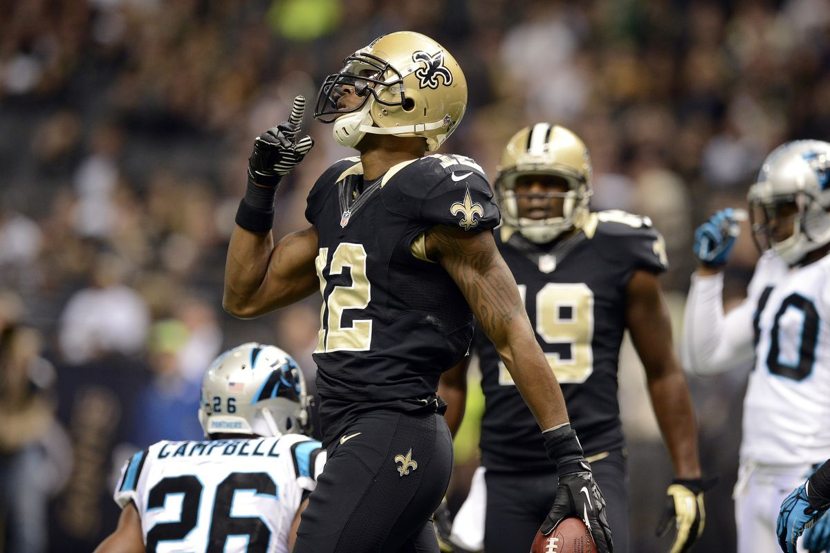Can Marques Colston and the Saints silence their critics?