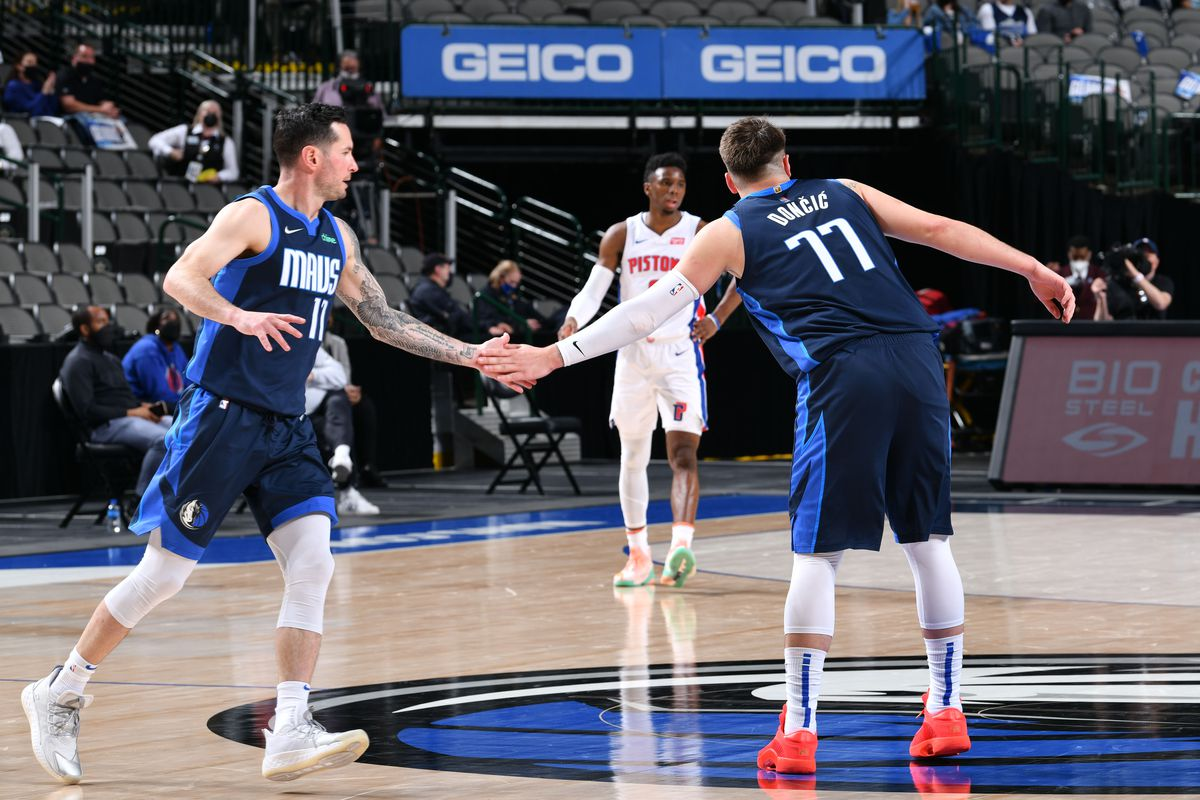 Luka Doncic contract news: JJ Redick claijms Mavs star owes him money from cards - DraftKings Nation