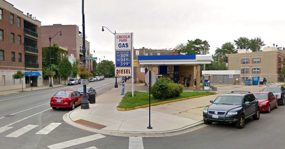 45 Apartments Proposed For Shuttered Lincoln Park Gas