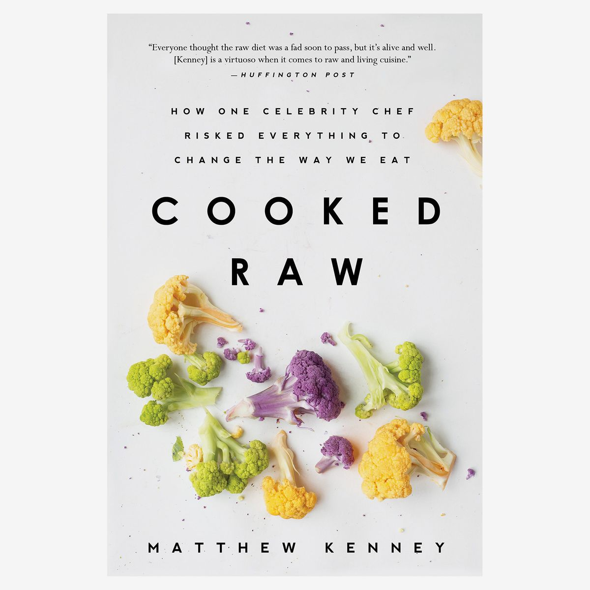 Cooked Raw cookbook cover