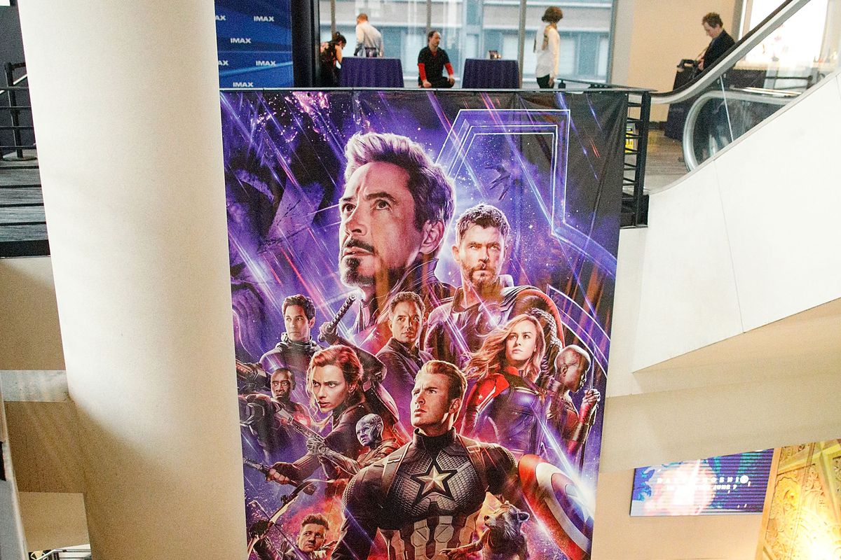 IMAX Private Screening For The Movie: Avengers: Endgame