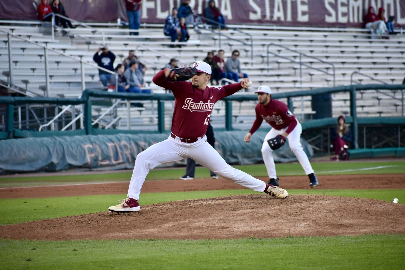 3 Up, 3 Down: No. 21 Florida State splits the double header with Notre Dame