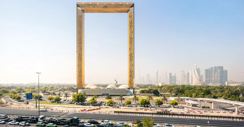 Dubai unveils \'world\'s largest picture frame\' - Curbed