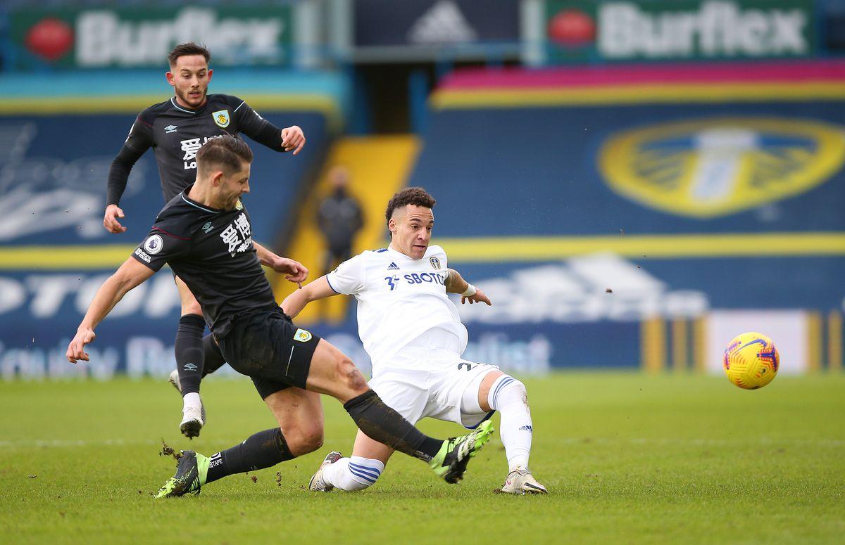 Leeds United v Burnley - Premier League