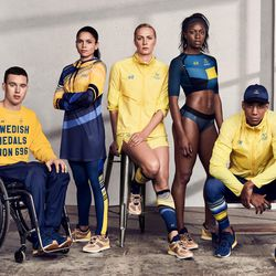 H&M designed a wide-range of uniforms for their home country's Olympic and Paralympic athletes that include outfits for the opening ceremonies, closing ceremonies, and athletic competitions in between.