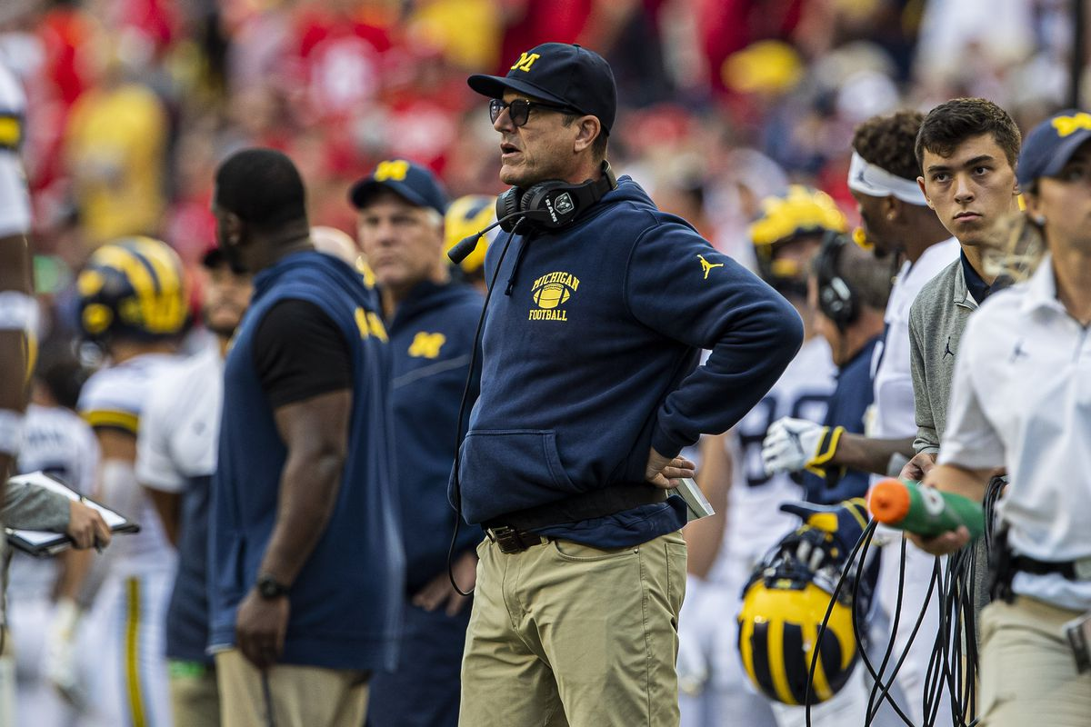 Michigan reactions continue after loss at Wisconsin, latest bowl projections released