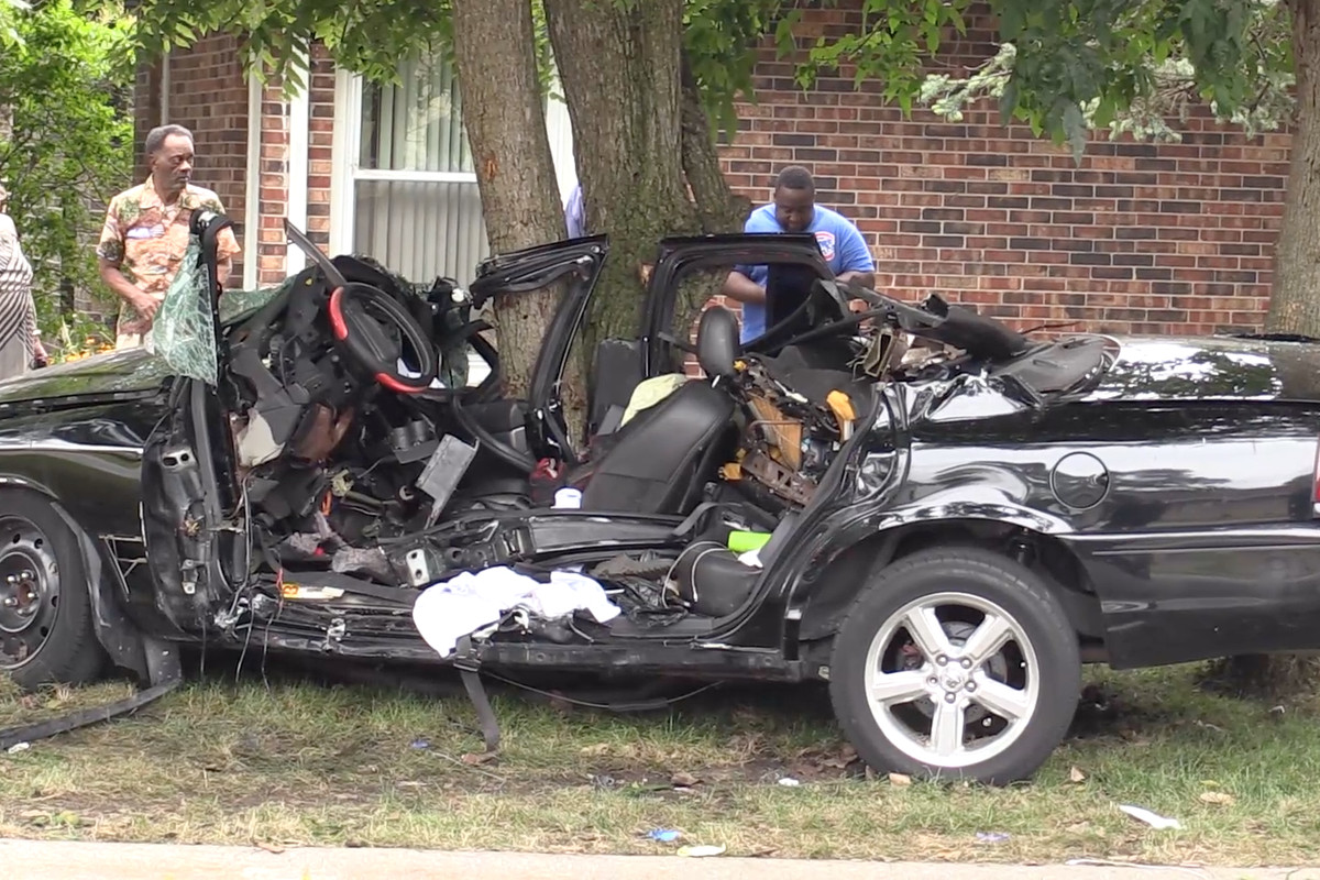 A child was among several people critically injured in a crash Sept. 1, 2019, in the 15400 block of Diekman Court in Dolton.