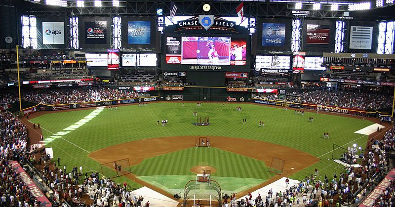2019 Royal Rumble To Be Held At A Baseball Field For The