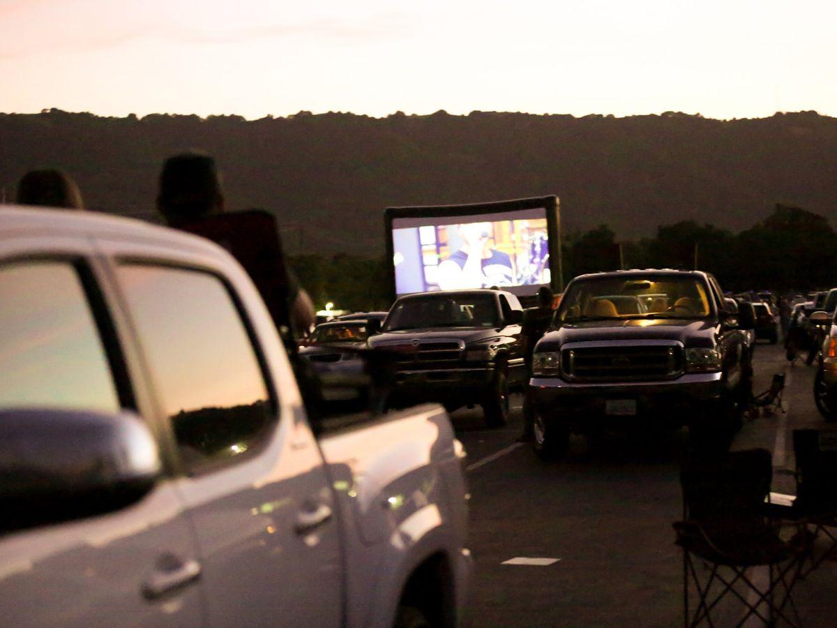Movies at Alameda County Fair